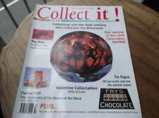 Signed Antiques & Collectables Magazines