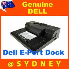 DELL PR03X/PRO3X E-Port Docking Station E-Dock Port Replicator LATITUDE NO AC