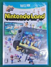 Nintendo Wii U -- Nintendo Land -- sealed new! *JAPAN GAME* 60567