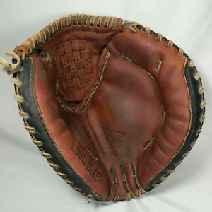 Louisville Slugger Catchers Mitt Glove Tournament Player Series TPS GTPS-205 RHT