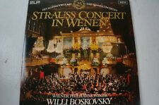 Strauss Konzert in Wien das Beste aus 25 Jahren Neujahrskonzert 2 LP (LP21)