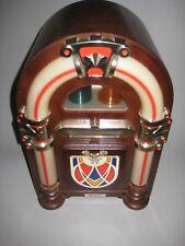 VINTAGE MINI JUKEBOX RADIO/TAPE PLAYER by Welbilt JB200C Wurlitzer Like