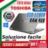 "PC NOTEBOOK ULTRABOOK TOSHIBA PORTEGE Z930-14L 13.3"" CPU i7 8GB RAM 128GB SSD!!!"