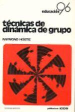 11.TECNICAS DE DINAMICA DE GRUPO.(EDUCACION 96). ENVÍO URGENTE (ESPAÑA)