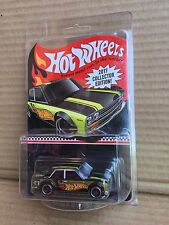 HOT WHEELS 2017 COLLECTOR EDITION DATSUN BLUEBIRD 510 K-MART MAIL IN