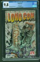 Long Con #1 CGC 9.8 2018 Sarah Richard Variant Cover Oni Press Exclusive Edition