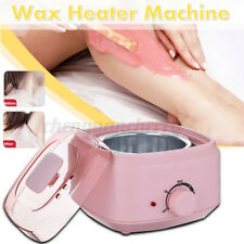 100W Warmer Waxing Kit Heater Wax Pot Hair Removal Hot Hard Pearls Beans