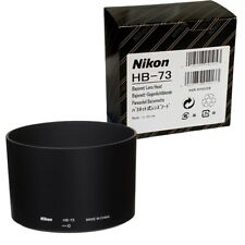 New NIKON Bayonet Lens Hood HB-73 for AF-S NIKKOR 300mm f/4E PF ED VR Lens