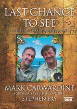 Last Chance to See,Mark Carwardine,Stephen Fry