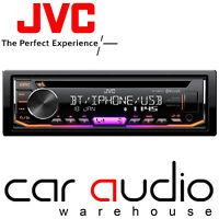 JVC KD-R971BT CD MP3 Bluetooth Aux In USB iPod iPhone Android Car Stereo Player