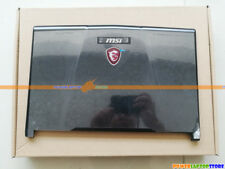 New Top LCD Rear Lid Cover Back Case For MSI GE63VR 16P 7RF 7RE Laptop Black