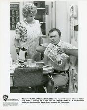VICKI LAWRENCE KEN BERRY CEREAL BOX MAMA'S FAMILY ORIGINAL 1989 NBC TV PHOTO