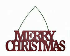 Buon Natale Firmare / Placca, ideale regalo di Natale, Home Decor