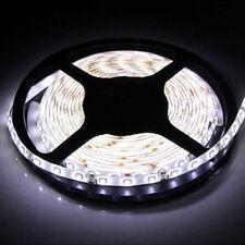 New 12V 5m 300LEDs SMD 3528 White Light Epoxy Waterproof LED Roll Light Strip