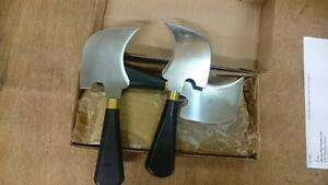 1 X saddlers leather tool craft larp made in England Not China Or Eu