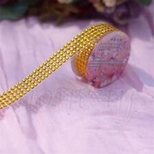 8 Colors Self-adhesive Acrylic Rhinestones Stick on Scrapbooking Craft Gems Red
