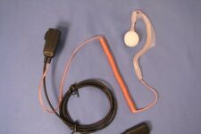 For Motorola Spirit CLS 1410 1413 SP XTN Blackbox Hyt Mag One BPR40 Hook Headset