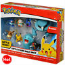 Pokemon Pikachu Popplio Rowlet Eevee Litten Wobbuffet Action Figure Toy Gifts