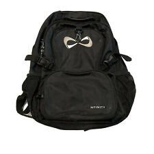 Nfinity Black Classic Cheer Backpack Large