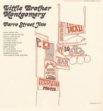 Little Brother Montgomery - Farro Street Jive [New CD]
