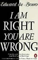 Very Good, I Am Right, You Are Wrong: From This to the New Renaissance, From Roc
