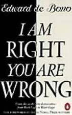 I AM RIGHT - YOU ARE WRONG : FROM THIS TO THE NEW RENAISSANCE; FROM ROCK LOGIC T