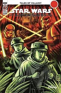 STAR WARS ADVENTURES (2021) #7 - Francavilla Cover A - NM - IDW - Presale 07/28