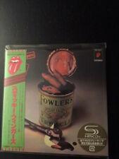Rolling Stones - Sticky Fingers (Spanish Version) Ltd. japanese SHM CD  2019 NEU
