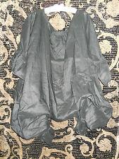 Calf Length Patternless 3/4 Sleeve Casual Dresses for Women