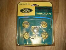 NOS 1996 Ford F150 Wheel Lock Kit F65Z-1A043-AA