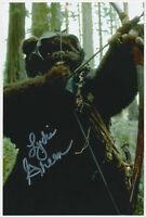 Lydia Green - STAR WARS - EWOK -- hand signed Autograph Autogramm