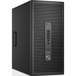 HP ProDesk 600 G2 Desktop Computer PC Quad Core i5-6500 8GB DDR4 512GB SSD & 2TB