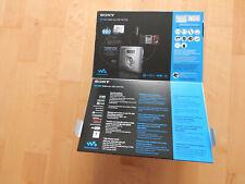 Sony MZ-NH700 HI MD Player Minidisc USB MDLP OVP blau