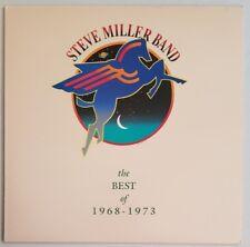 UK Vinyl Compilation Album, The Best Of 1968-1973 by The Steve Miller Band