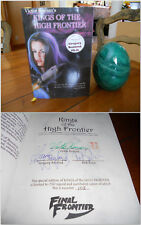 SIGNED Limited Kings of the High Frontier -Victor Koman