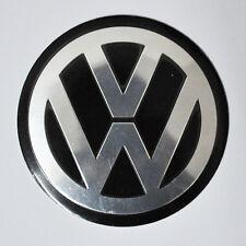4x 56mm VW Wheel Hub cap Emblem badge Volkswage PASSAT JETTA GOLF BEETLE Sticker