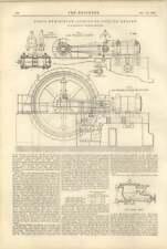 1900 Mh Bollinckx Compound Corliss Engine