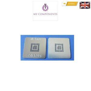 Cd3215 Schablone Vorlage cd3215c00 BGA Schablone 0.3mm magnetische Reballing