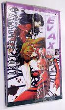 EVANGELION ANTHOLOGY EVA-X PARADISE LOST n. 1-3 SERIE COMPLETA Doujinshi Manga