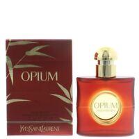 Yves Saint Laurent Opium Eau de Toilette 30ml Spray For Her Women EDT Perfume