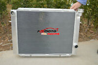 5 Core For 56mm for Holden Commodore VB VC VH VK V6 Manual Aluminum Radiator MT