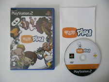 EYE TOY PLAY - PLAYSTATION 2 - JEU PS2 COMPLET