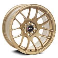 "18"" NEW XXR530 GOLD NEW WHEELS AND TYRES XXR GOLD STRETCHED WHEELS"