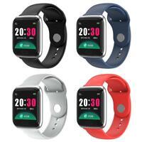 CY05 Smart Watch BT Heart Rate Monitor Blood Pressure IP67 Waterproof Bracelet