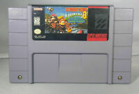 Donkey Kong Country 3 - Nintendo SNES Game Authentic