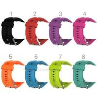 Sport Wrist Watch Bands Strap Silicone  Replacement for Garmin Forerunner 10/15