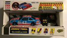 "1992 ""NEW"" ROAD CHAMPS  #43 RICHARD PETTY - 1:25th RADIO CONTROLLED CAR   #3204"