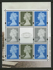 Great Britain   2005   Scott #MH354a    Mint Never Hinged Booklet Pane