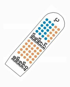 Tempadot Tempa- DOT Disposable Thermometers - single use