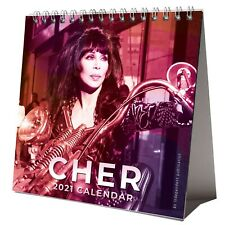Cher 2021 Desktop Calendar NEW